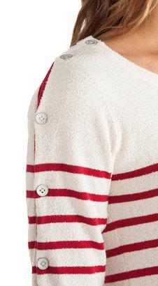 Maison Scotch Retro Sailor Sweater