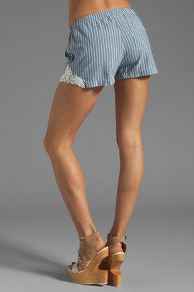C&C California Stripe Short