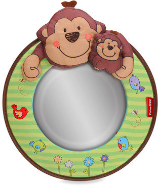 Fisher-Price LUZ Baby View Mirror