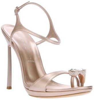 Casadei stiletto sandal