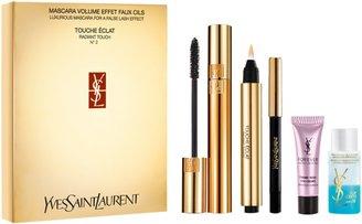 Yves Saint Laurent MASCARA Volume EFFET FAUX CILS and Touche Éclat Gift Set