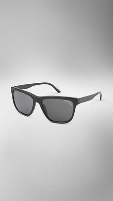 Burberry Brit Rhythm Square Sunglasses