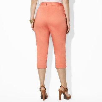 Ralph Lauren Stretch-Cotton Pant