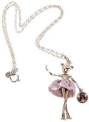 Gaxotte Servane Princess Mouse Necklace