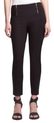 Kenneth Cole NEW YORK Slim Zip Pants