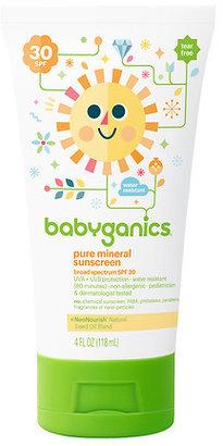 Babyganics Pure Mineral Sunscreen, SPF 30
