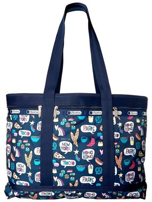 LeSportsac Luggage Travel Tote $114 thestylecure.com