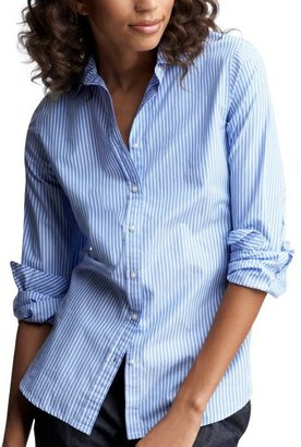 Gap Striped fitted shirt