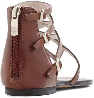 Striding Solo Sandal