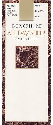 Berkshire All Day Sheer Knee Highs Panty Hose