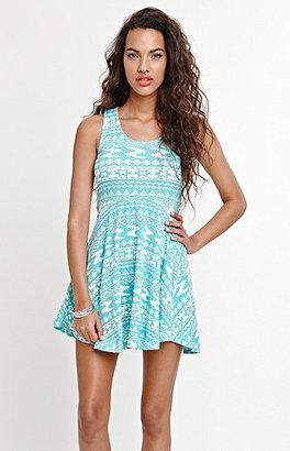 Kirra Sleeveless Back Lace Up Dress