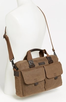 Andrew Marc New York Marc New York by 'Essex' Twill Briefcase