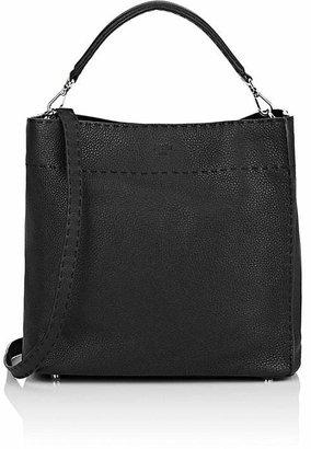 Fendi Women's Selleria Anna Leather Hobo Bag