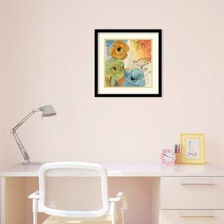 Amanti art ''Olivia'' Floral Framed Wall Art