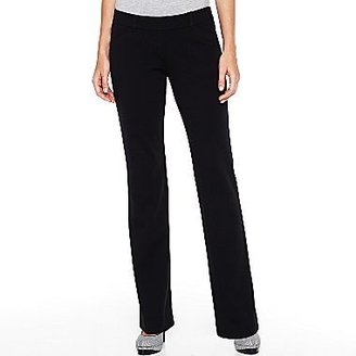 JCPenney Worthington® Solid Ponte Pant
