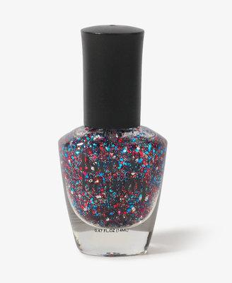 Forever 21 Love 21 Americana Glitter Nail Polish