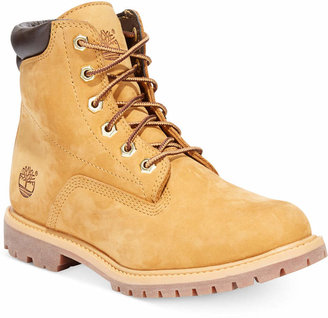 Timberland Women's Waterville Boots, Only at Macy's $149.98 thestylecure.com