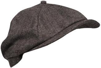 Forever 21 21 MEN Wool Newsboy Hat
