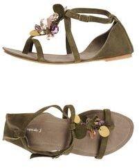 EXQUISITE J Sandals