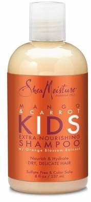 SheaMoisture® Mango & Carrot Kids Extra-Nourishing Shampoo - 8 fl oz $7.99 thestylecure.com