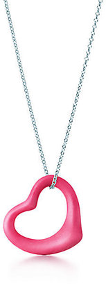 Tiffany & Co. Elsa Peretti®:Open Heart Pendant