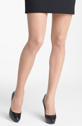 Nordstrom Light Support Sheer Control Top Pantyhose