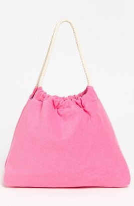 Hello Kitty 'Big Tote' Beach Bag Black