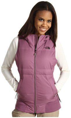 The North Face AC Women's Hot To Trot Down Delux Vest (TNF Black) - Apparel