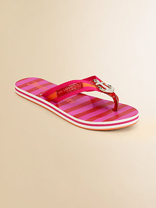Juicy Couture Girl's Lucy Sandals