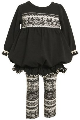 Bonnie Baby girls Infant Knit To Swea...