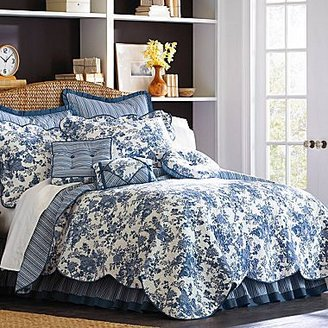 JCPenney jcp homeTM Toile Garden Quilt & Accessories