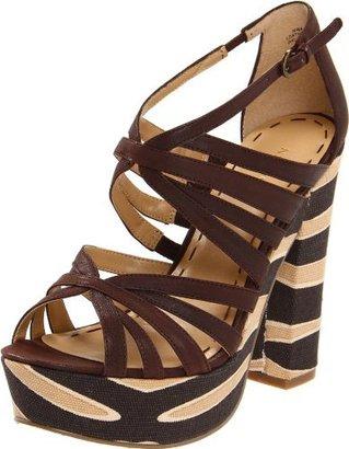Nine West Women's Allaccess Platform Sandal