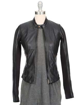 S.W.O.R.D. Biella Leather Jacket