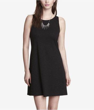 Express Slub Knit Trapeze Dress