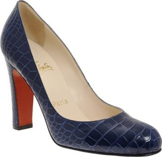 Christian Louboutin Croc Simple Pump