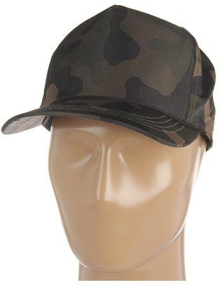 Obey Willard Snapback Hat (Field Camo) - Hats