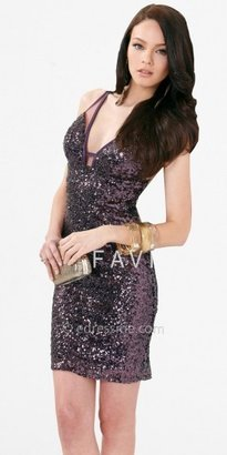 Faviana Sexy Sequin Cocktail Dresses