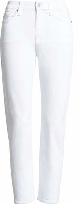 7 For All Mankind(R) 'Kimmie' Crop Skinny Jeans