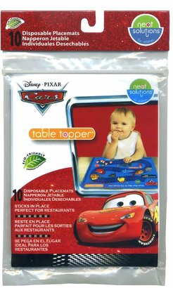 Disney Pixar Cars 10-pk. Table Topper Disposable Placemats by Neat Solutions