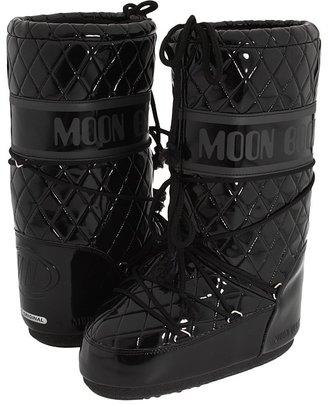 Tecnica Moon Boot Queen (Black) - Footwear