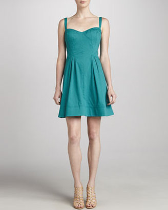 Zac Posen Sweetheart Party Dress