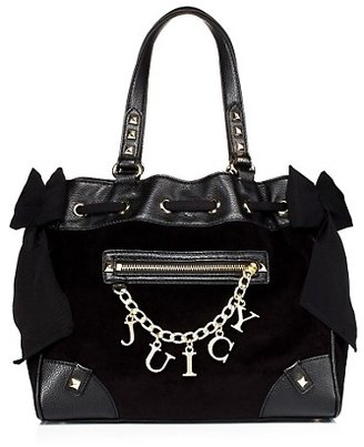 Juicy Couture Iconic Charm Velour Daydreamer