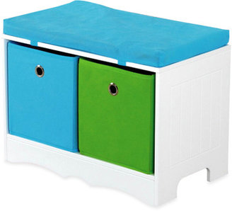 Bed Bath & Beyond HDS Trading 2-Drawer Storage Bench with Cushioned Top