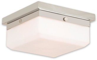 Livex Lighting Allure 2-Light Polished Nickel ADA Sconce