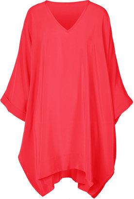 By Malene Birger Silk Tunic Dress