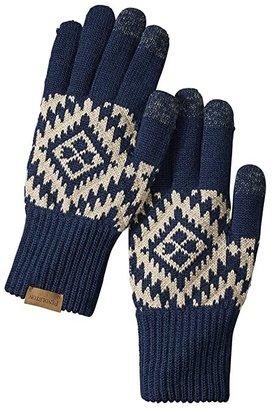 Pendleton Texting Glove (Journey West Navy) Extreme Cold Weather Gloves