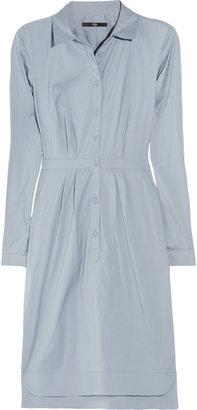Tibi Cotton-blend shirt dress