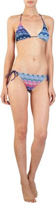 Missoni Printed Reversible Bikini