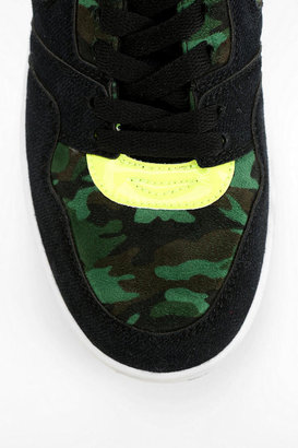 Camo Deena & Ozzy High-Top Sneaker