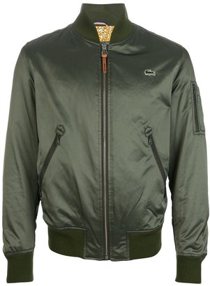 Lacoste Live bomber jacket